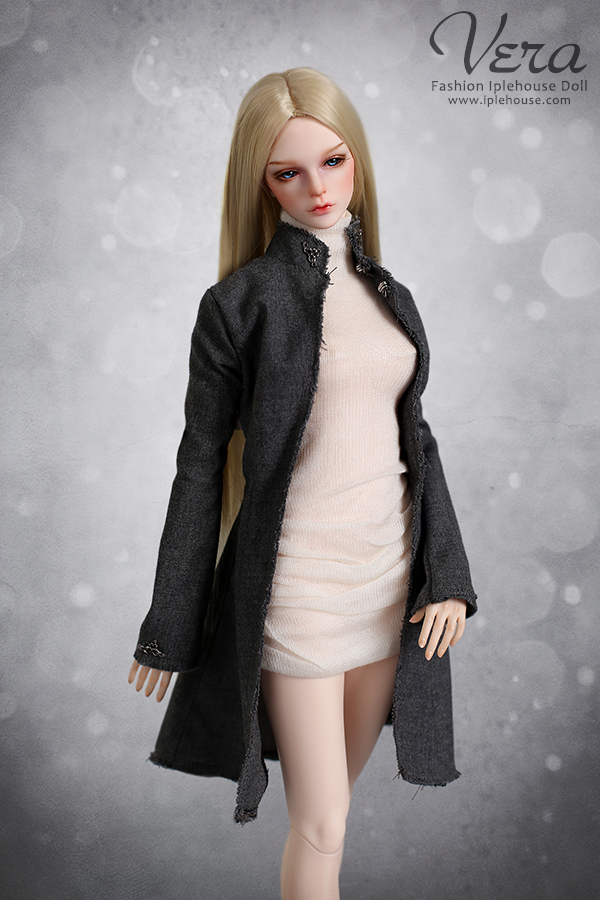 ドール本体 iphouse Fid Veraドールボディー アイを贈る BJD人形 SD人形 1/4女性製品図6
