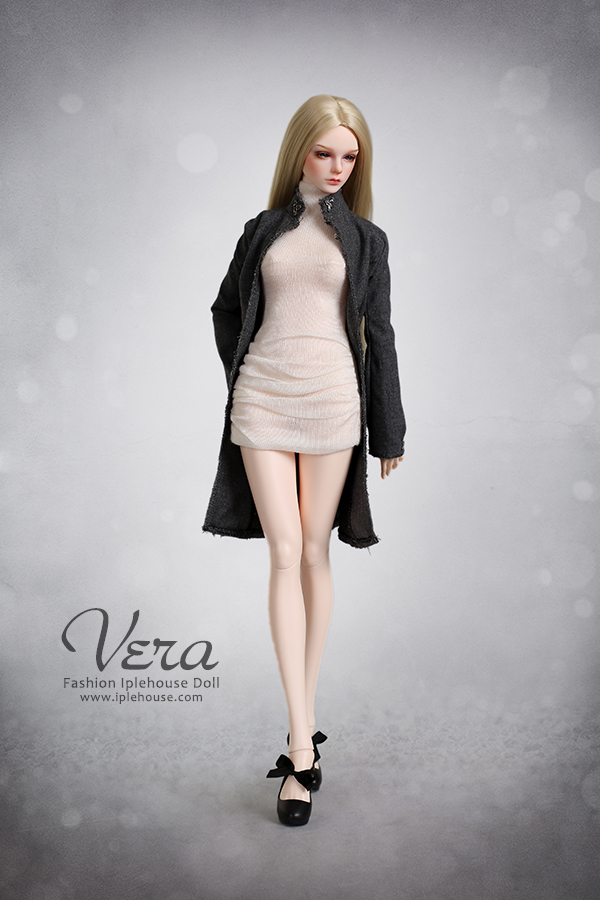 ドール本体 iphouse Fid Veraドールボディー アイを贈る BJD人形 SD人形 1/4女性製品図7