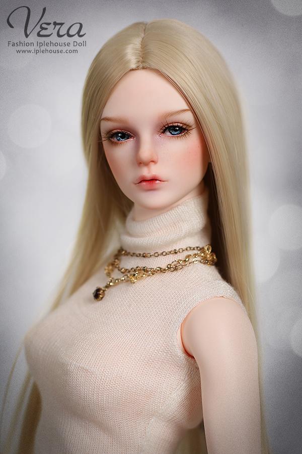 ドール本体 iphouse Fid Veraドールボディー アイを贈る BJD人形 SD人形 1/4女性製品図2
