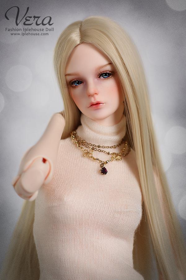 ドール本体 iphouse Fid Veraドールボディー アイを贈る BJD人形 SD人形 1/4女性製品図3