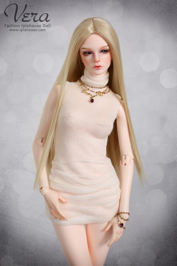 ドール本体 iphouse Fid Veraドールボディー アイを贈る BJD人形 SD人形 1/4女性製品図4