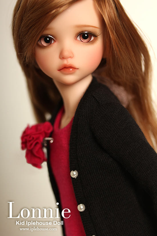 ドール本体IPhouse Lonnieドールボディー BJD人形 SD人形 1/6女性製品図1