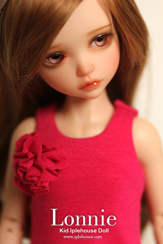 ドール本体IPhouse Lonnieドールボディー BJD人形 SD人形 1/6女性製品図2
