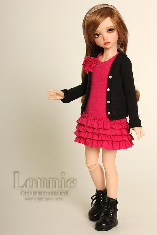 ドール本体IPhouse Lonnieドールボディー BJD人形 SD人形 1/6女性製品図5