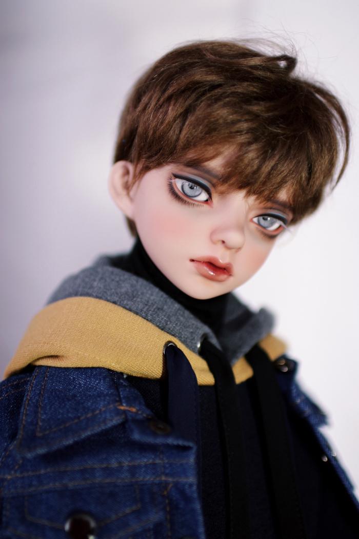 ドール本体 Keikei&Keikei K-dollドールボディー アイを贈る BJD人形 SD人形 1/3女性製品図5