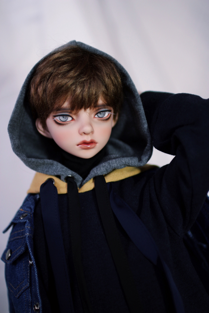 ドール本体 Keikei&Keikei K-dollドールボディー アイを贈る BJD人形 SD人形 1/3女性製品図7