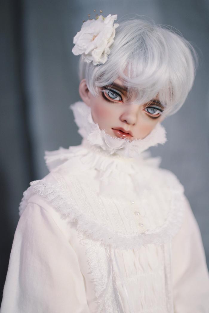 ドール本体 Keikei&Keikei K-dollドールボディー アイを贈る BJD人形 SD人形 1/3 女性製品図1