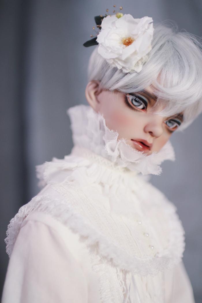 ドール本体 Keikei&Keikei K-dollドールボディー アイを贈る BJD人形 SD人形 1/3女性製品図2