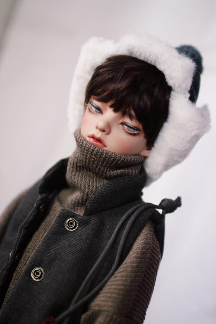 ドール本体 Keikei&Keikei K-dollドールボディー アイを贈る BJD人形 SD人形 1/3女性製品図3