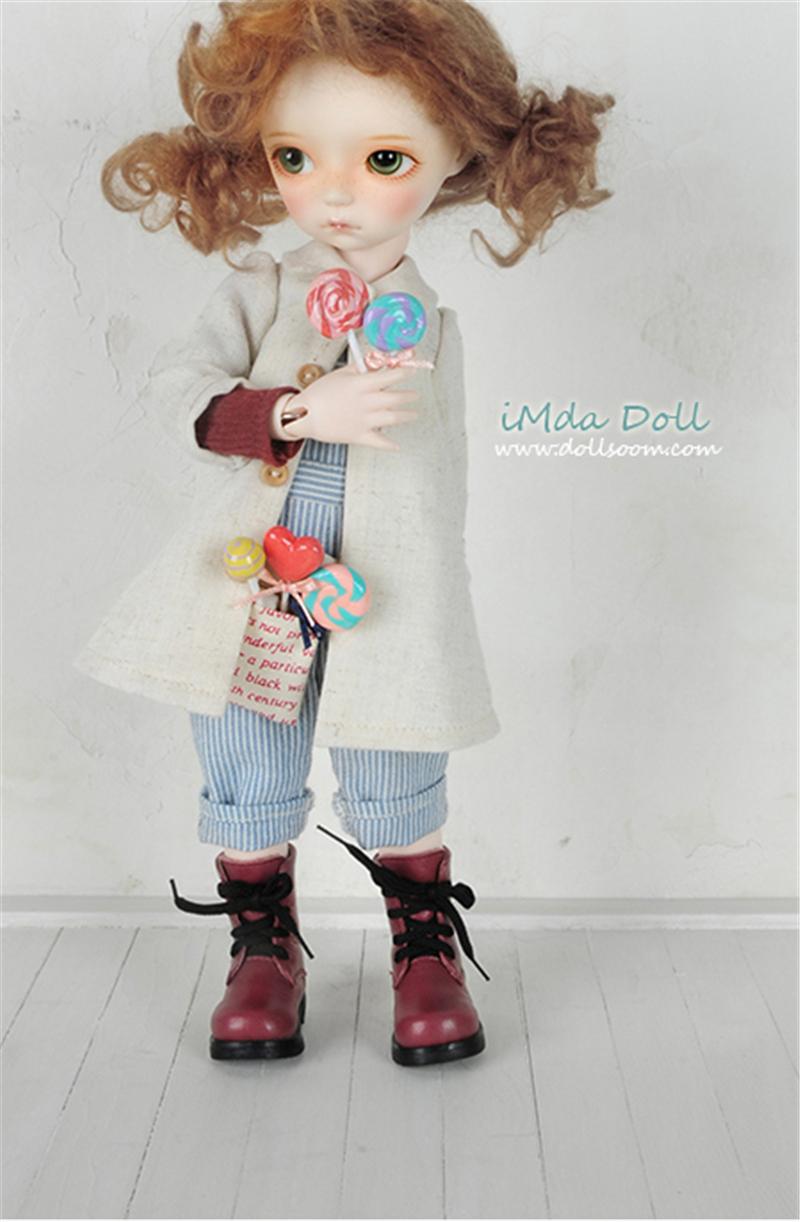 ドール本体 soom imda3.0 Mabelleドールボディー BJD人形 SD人形 1/6製品図5