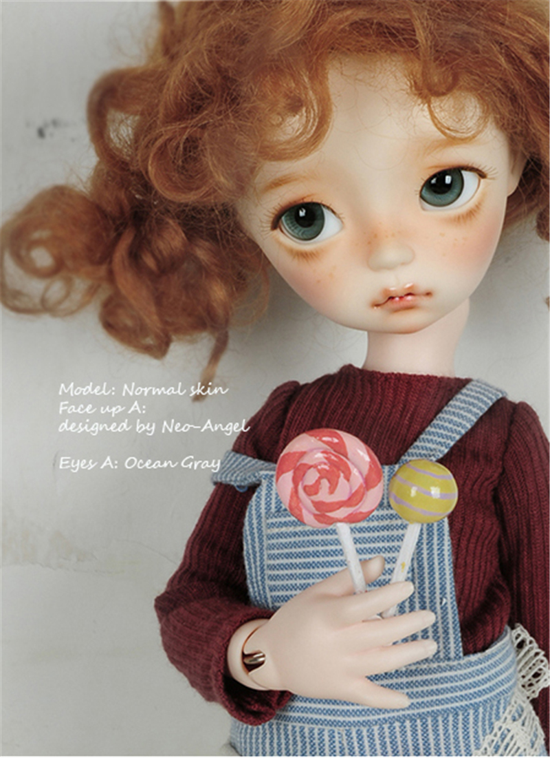 ドール本体 soom imda3.0 Mabelleドールボディー BJD人形 SD人形 1/6製品図1