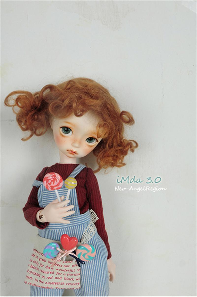 ドール本体 soom imda3.0 Mabelleドールボディー BJD人形 SD人形 1/6製品図3