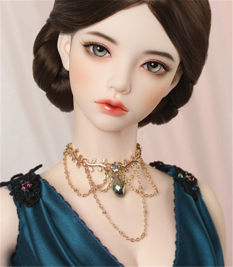 ドール本体 Iphouse Mariドールボディー BJD人形 SD人形 1/3製品図1
