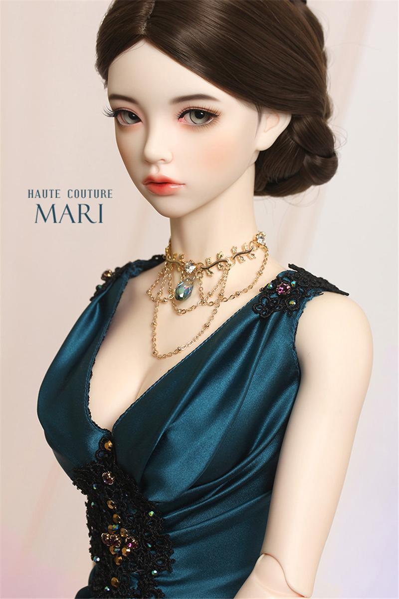 ドール本体 Iphouse Mariドールボディー BJD人形 SD人形 1/3製品図2