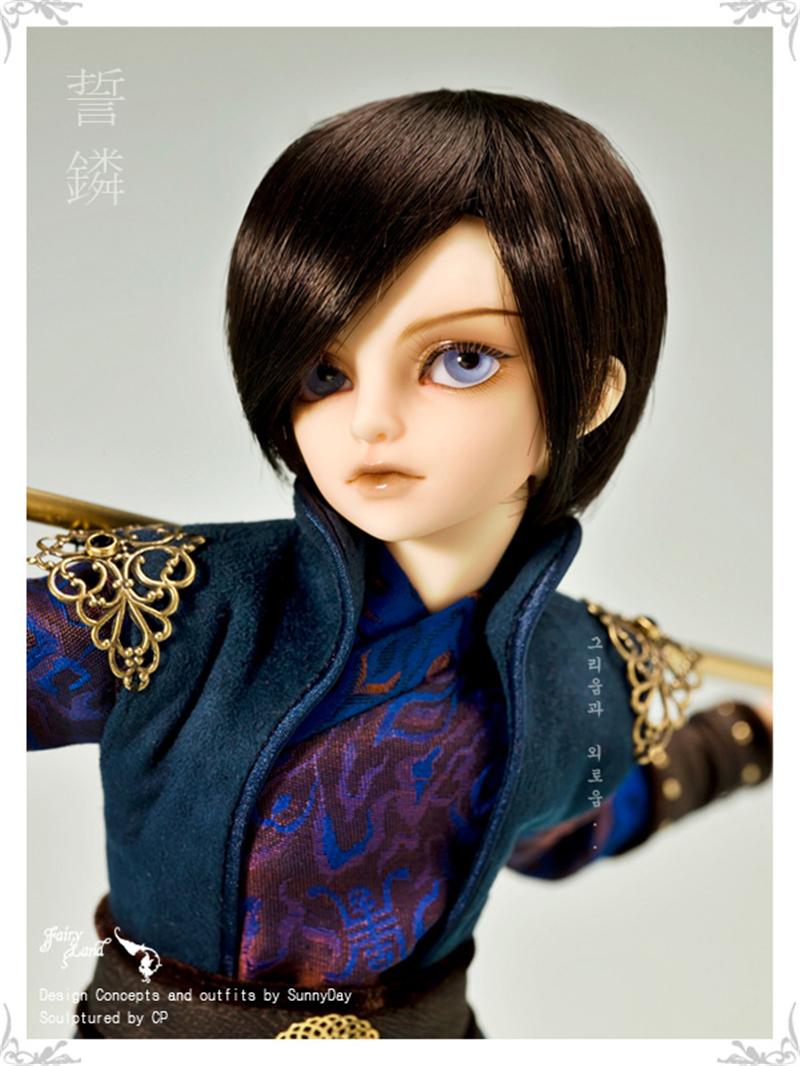 ドール本体 Seorin MiniFeeドールボディー アイを贈る BJD人形 SD人形 1/4製品図5