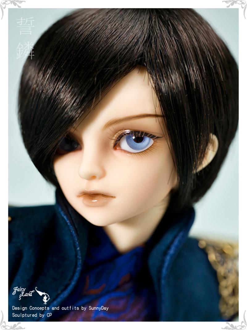 ドール本体 Seorin MiniFeeドールボディー アイを贈る BJD人形 SD人形 1/4製品図1