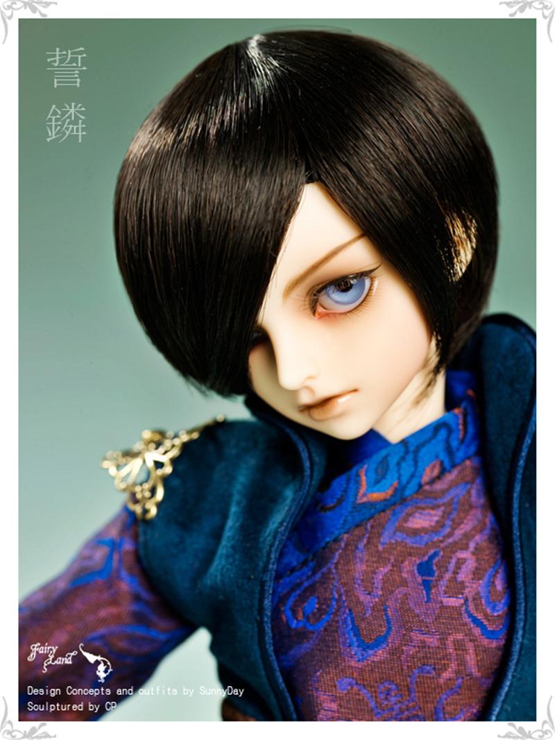 ドール本体 Seorin MiniFeeドールボディー アイを贈る BJD人形 SD人形 1/4製品図2