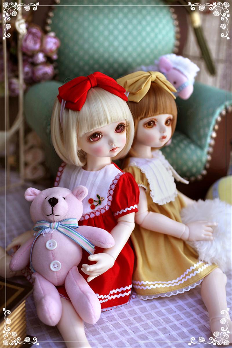 ドール本体 RL Miuドールボディー 巨児 BJD人形 SD人形 1/4製品図5