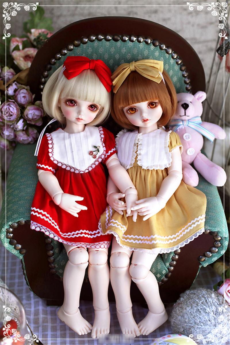 ドール本体 RL Miuドールボディー 巨児 BJD人形 SD人形 1/4製品図6