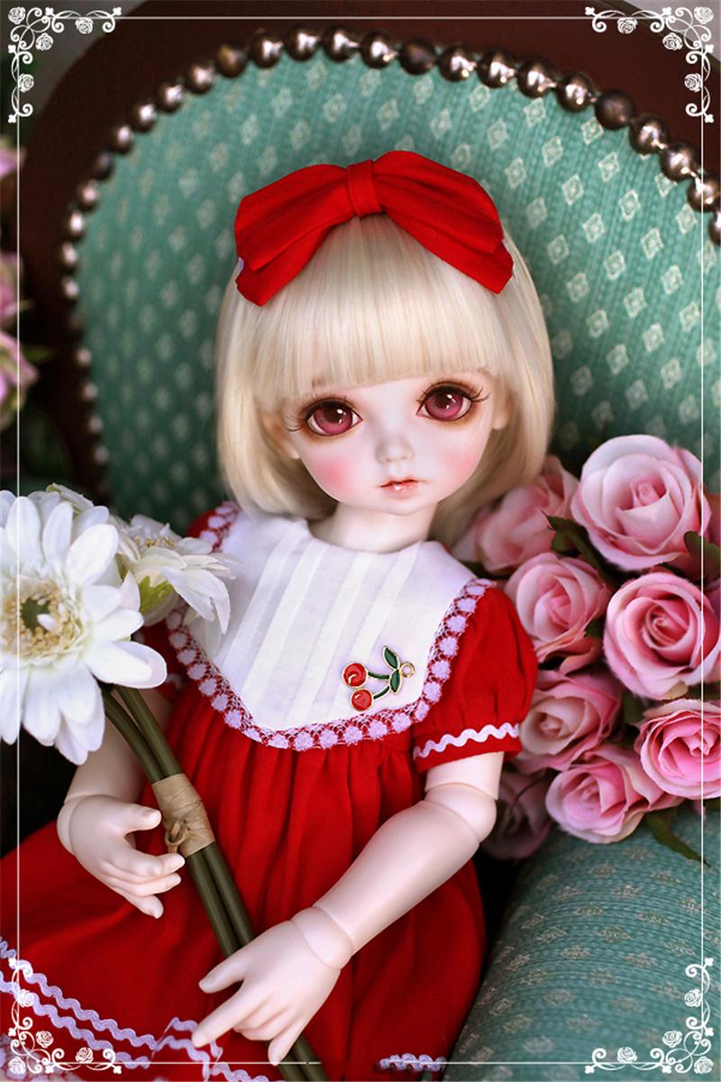 ドール本体 RL Miuドールボディー 巨児 BJD人形 SD人形 1/4製品図1