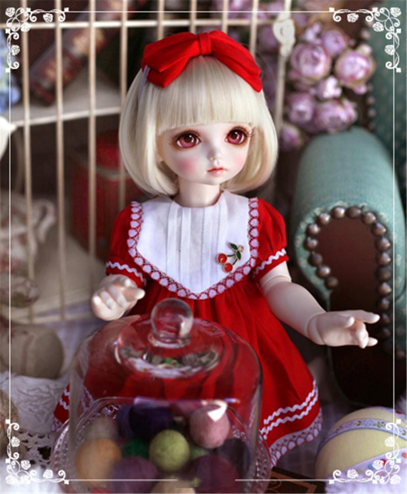ドール本体 RL Miuドールボディー 巨児 BJD人形 SD人形 1/4製品図2