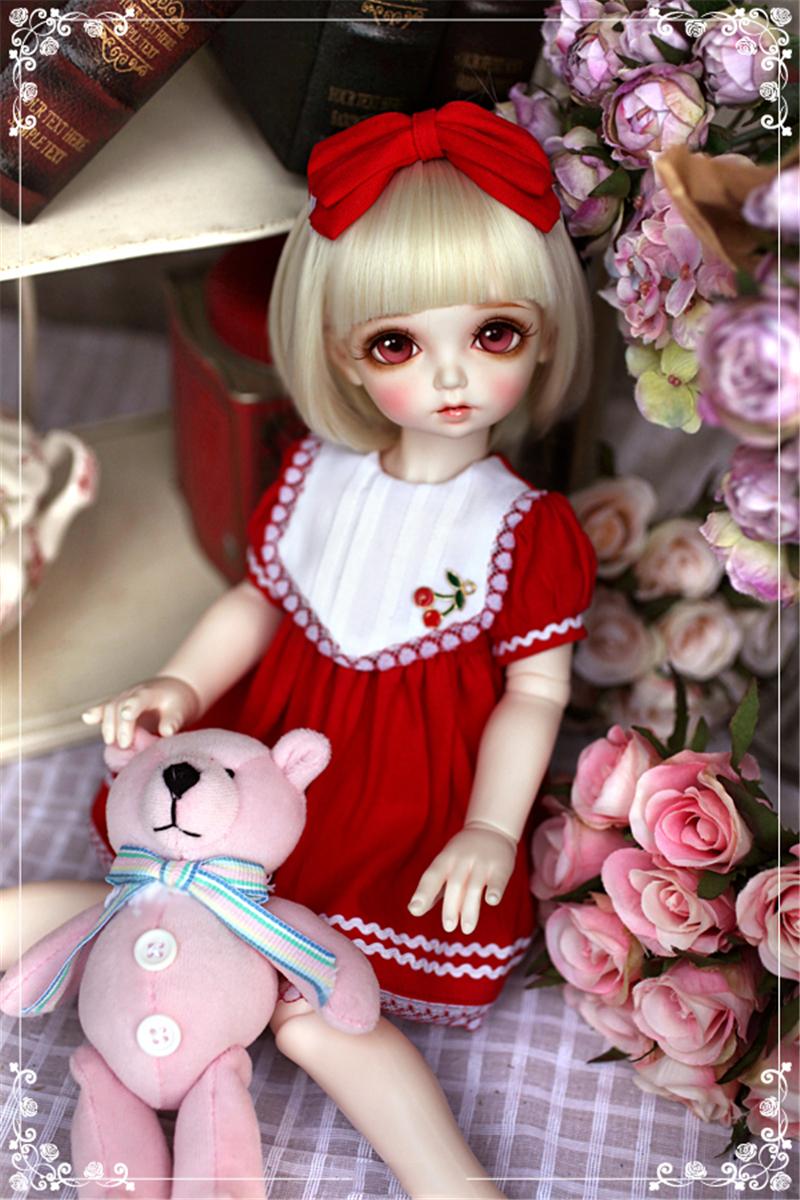 ドール本体 RL Miuドールボディー 巨児 BJD人形 SD人形 1/4製品図3