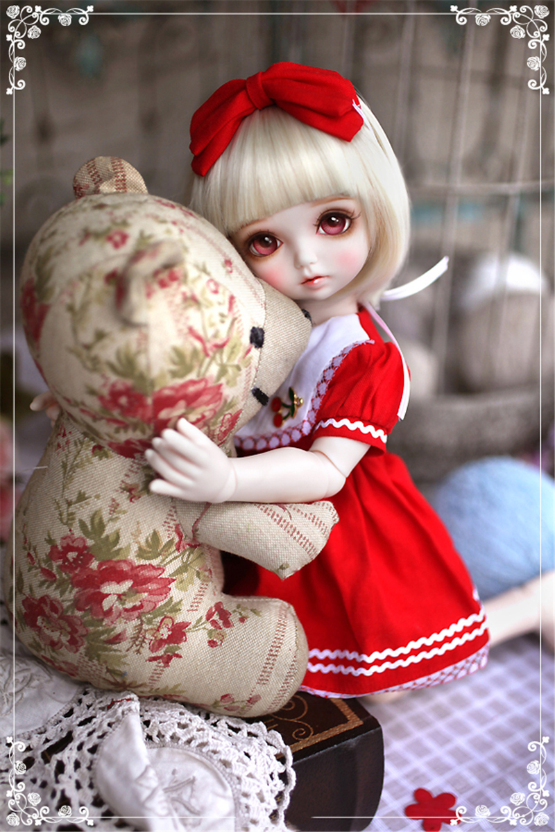 ドール本体 RL Miuドールボディー 巨児 BJD人形 SD人形 1/4製品図4
