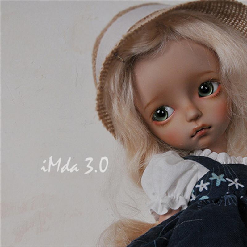 ドール本体 Imda 3.0 Modigliドールボディー BJD人形 SD人形 1/6製品図2