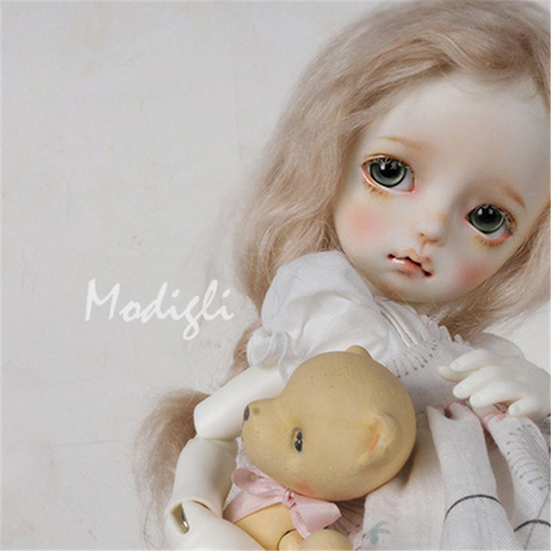 ドール本体 Imda 3.0 Modigliドールボディー BJD人形 SD人形 1/6製品図3