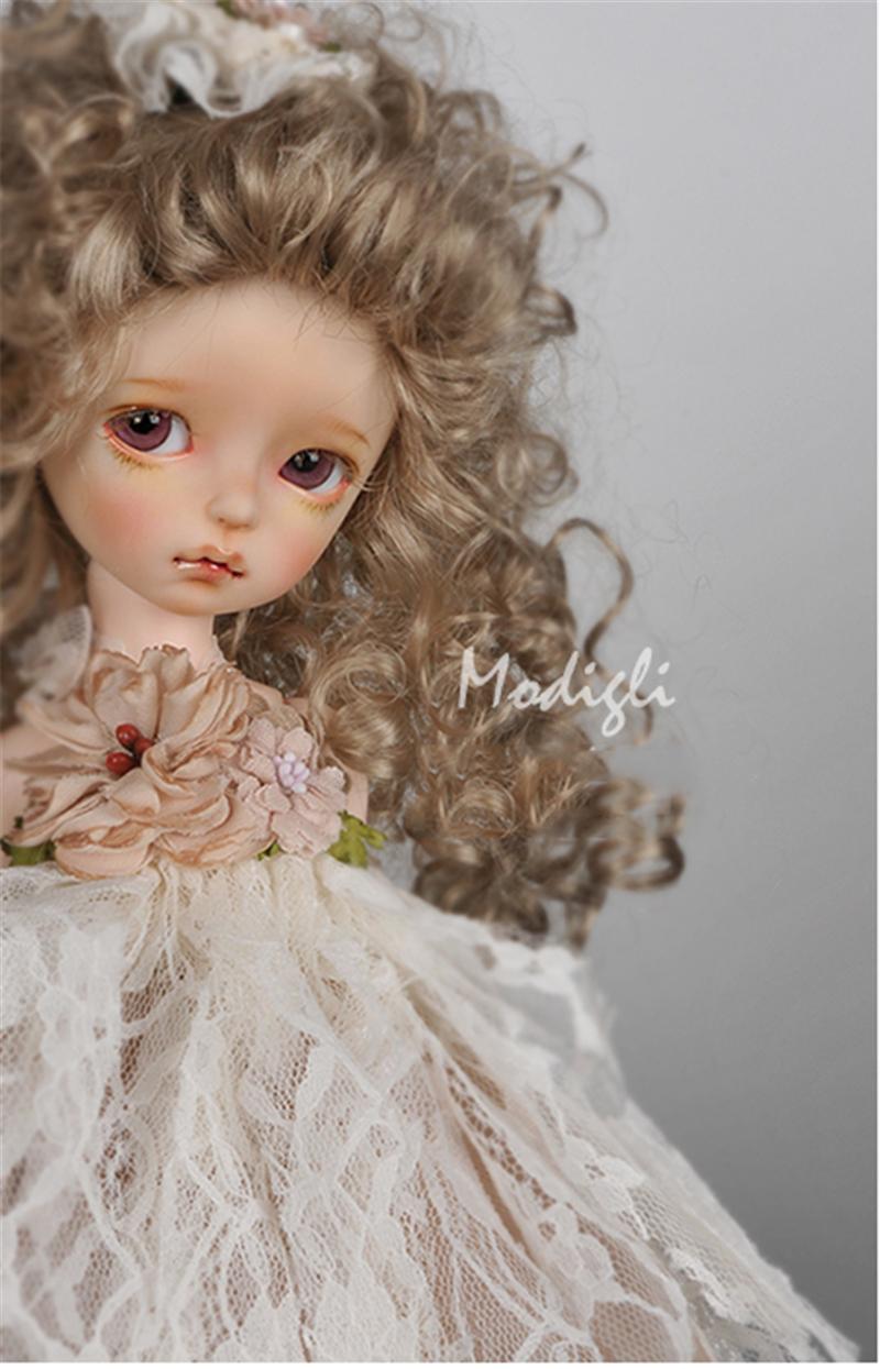 ドール本体 Imda 3.0 Modigliドールボディー BJD人形 SD人形 1/6製品図4