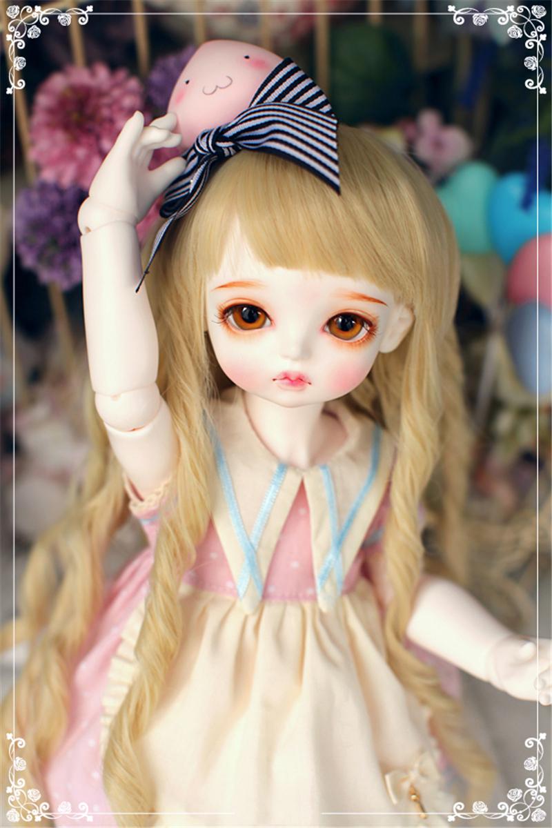 ドール本体 RL momo 巨児ドールボディー BJD人形 SD人形 1/4製品図1