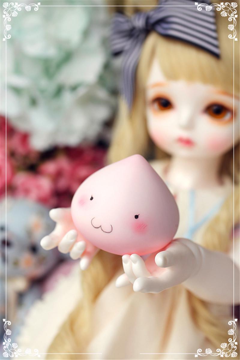 ドール本体 RL momo 巨児ドールボディー BJD人形 SD人形 1/4製品図2