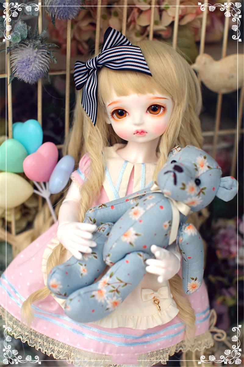ドール本体 RL momo 巨児ドールボディー BJD人形 SD人形 1/4製品図3