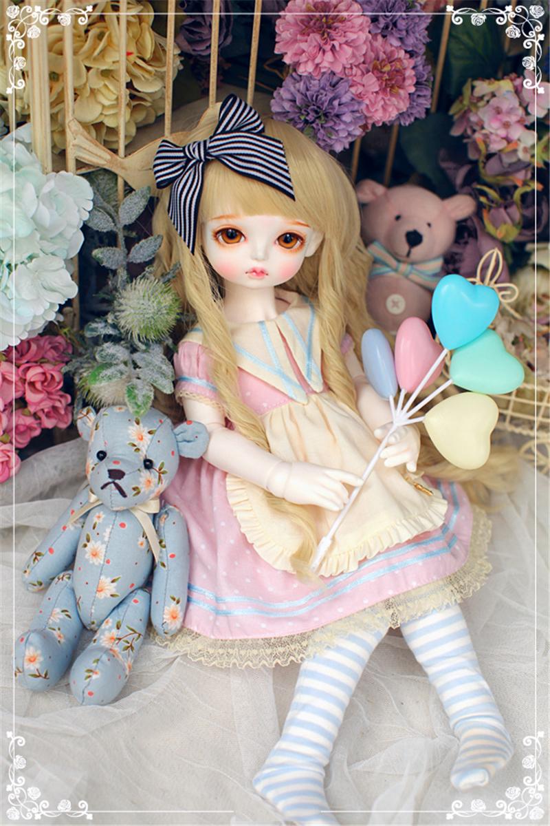 ドール本体 RL momo 巨児ドールボディー BJD人形 SD人形 1/4製品図5