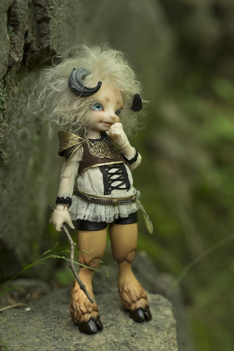 ドール本体 Faiyand Realfee Panoドールボディー BJD人形 SD人形 1/7製品図5