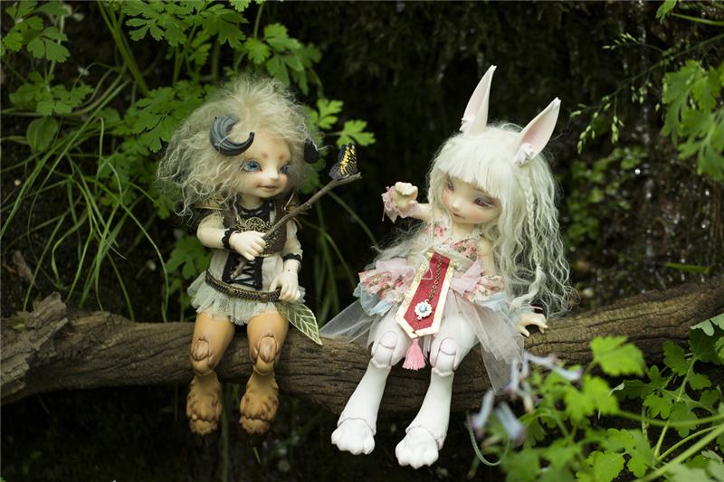 ドール本体 Faiyand Realfee Panoドールボディー BJD人形 SD人形 1/7製品図7