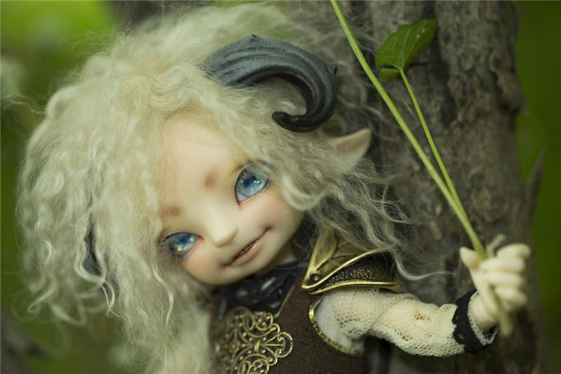 ドール本体 Faiyand Realfee Panoドールボディー BJD人形 SD人形 1/7製品図1