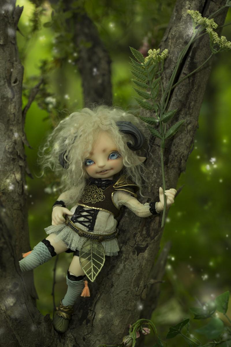 ドール本体 Faiyand Realfee Panoドールボディー BJD人形 SD人形 1/7製品図4