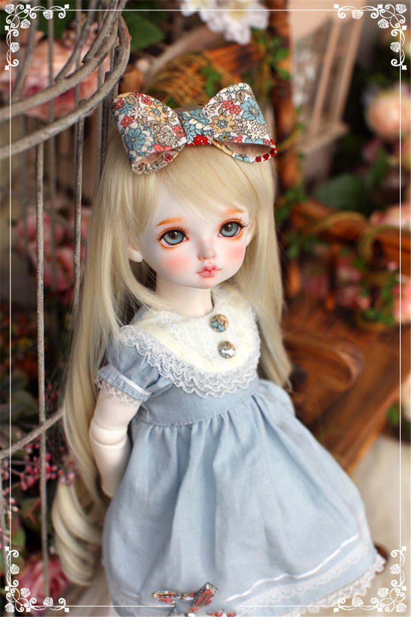 ドール本体 RL child Ribbon 巨児 ドールボディー BJD人形 SD人形 1/4製品図5