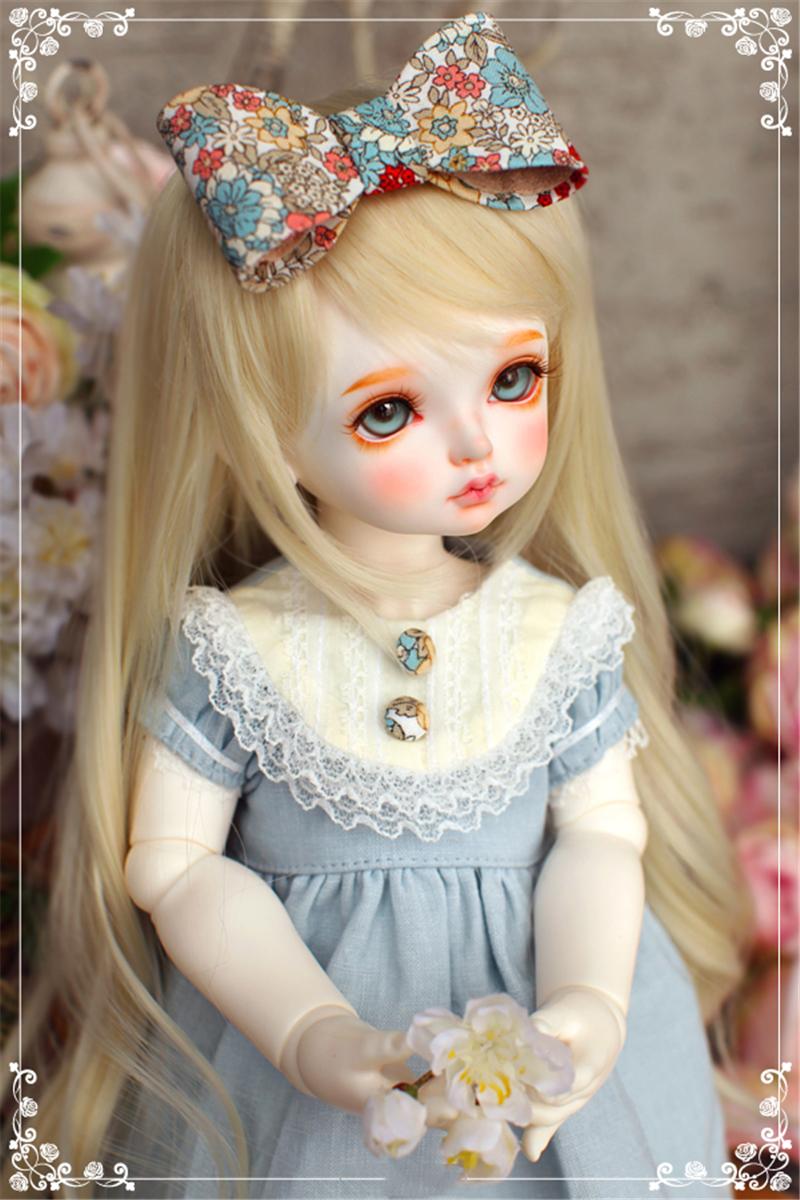 ドール本体 RL child Ribbon 巨児 ドールボディー BJD人形 SD人形 1/4製品図2