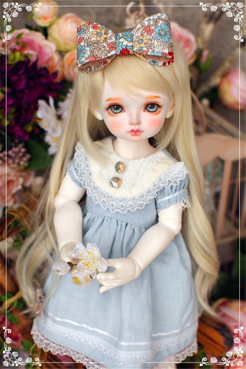 ドール本体 RL child Ribbon 巨児 ドールボディー BJD人形 SD人形 1/4製品図4