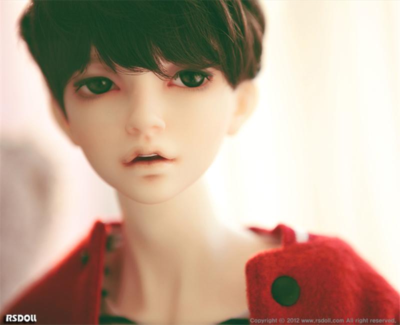 ドール本体 RS RUTY 男 ドールボディー BJD人形 SD人形 1/3製品図1
