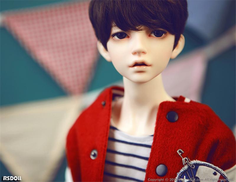 ドール本体 RS RUTY 男 ドールボディー BJD人形 SD人形 1/3製品図3