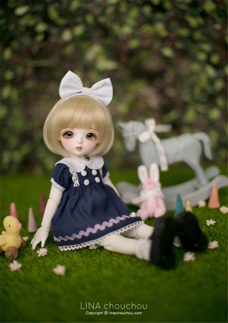 ドール本体 lina Openmouth Miu ドールボディー BJD人形 SD人形 1/6製品図5