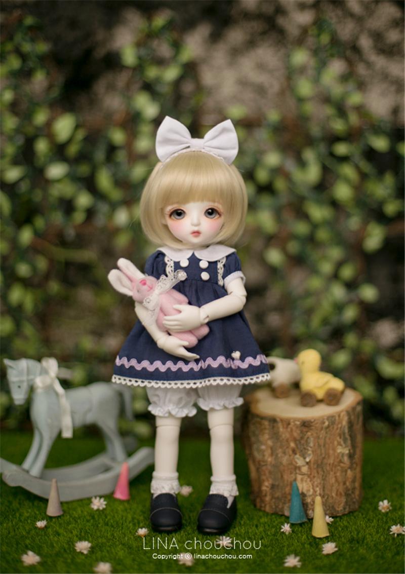 ドール本体 lina Openmouth Miu ドールボディー BJD人形 SD人形 1/6製品図6