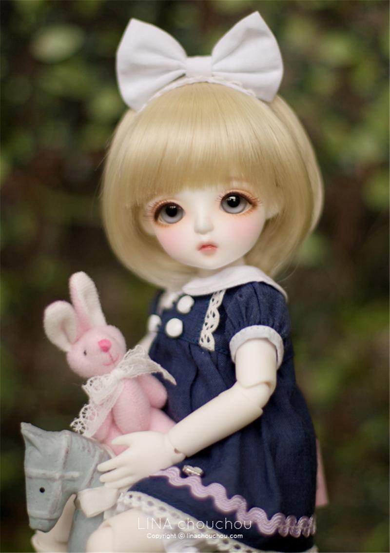 ドール本体 lina Openmouth Miu ドールボディー BJD人形 SD人形 1/6製品図1