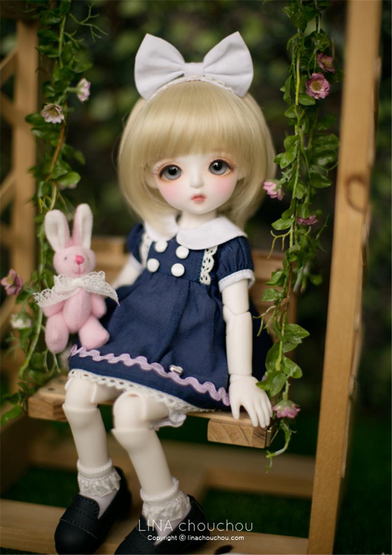 ドール本体 lina Openmouth Miu ドールボディー BJD人形 SD人形 1/6製品図2