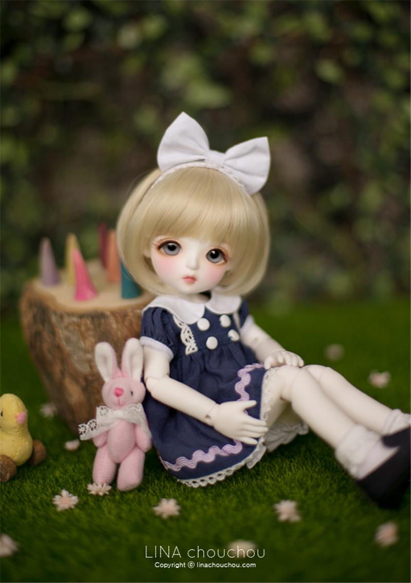 ドール本体 lina Openmouth Miu ドールボディー BJD人形 SD人形 1/6製品図4