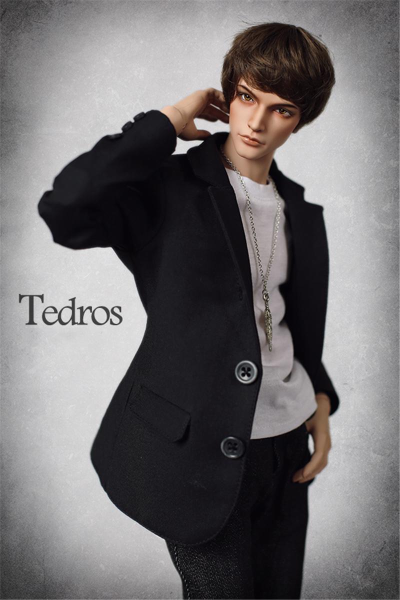 ドール本体 IPHOUSE Tedros ドールボディー BJD人形 SD人形 1/4製品図3
