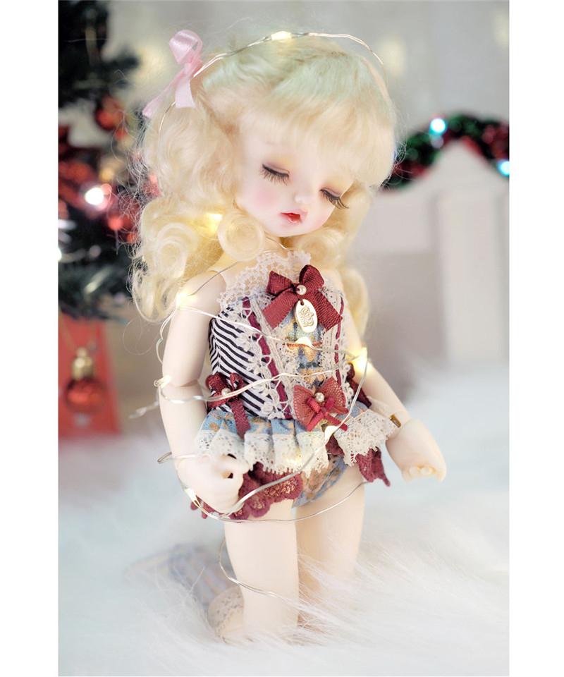 ドール本体 目を閉じる NP Karou BJD人形 SD人形 1/6製品図5